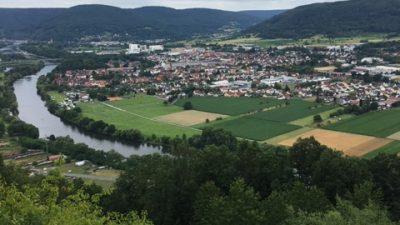 Zwischen Main und Spessart: Obernburg – Klingenfels – Großheubach