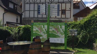 Im Taubertal: Lauda – Beckstein – Bad Mergentheim