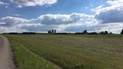 In der Hohenlohe: Crailsheim – Jagststeig – Großhub