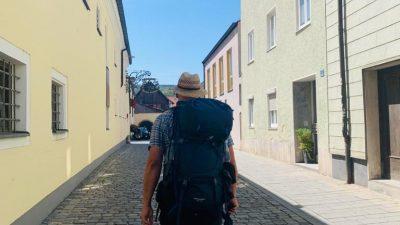 Im Donautal: Kelheim – Schneckenbach – Regensburg