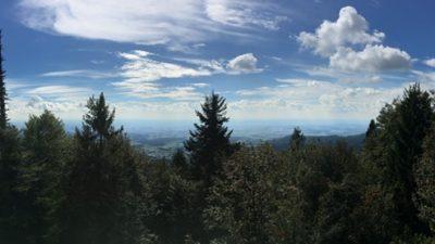 Im Bayrischen Wald: Hintersollach – Hirschenstein – Kalteck – Gotteszell