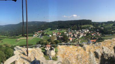 Vom Mühlviertel an die Donau: Waxenberg – Sankt Veit – Linz